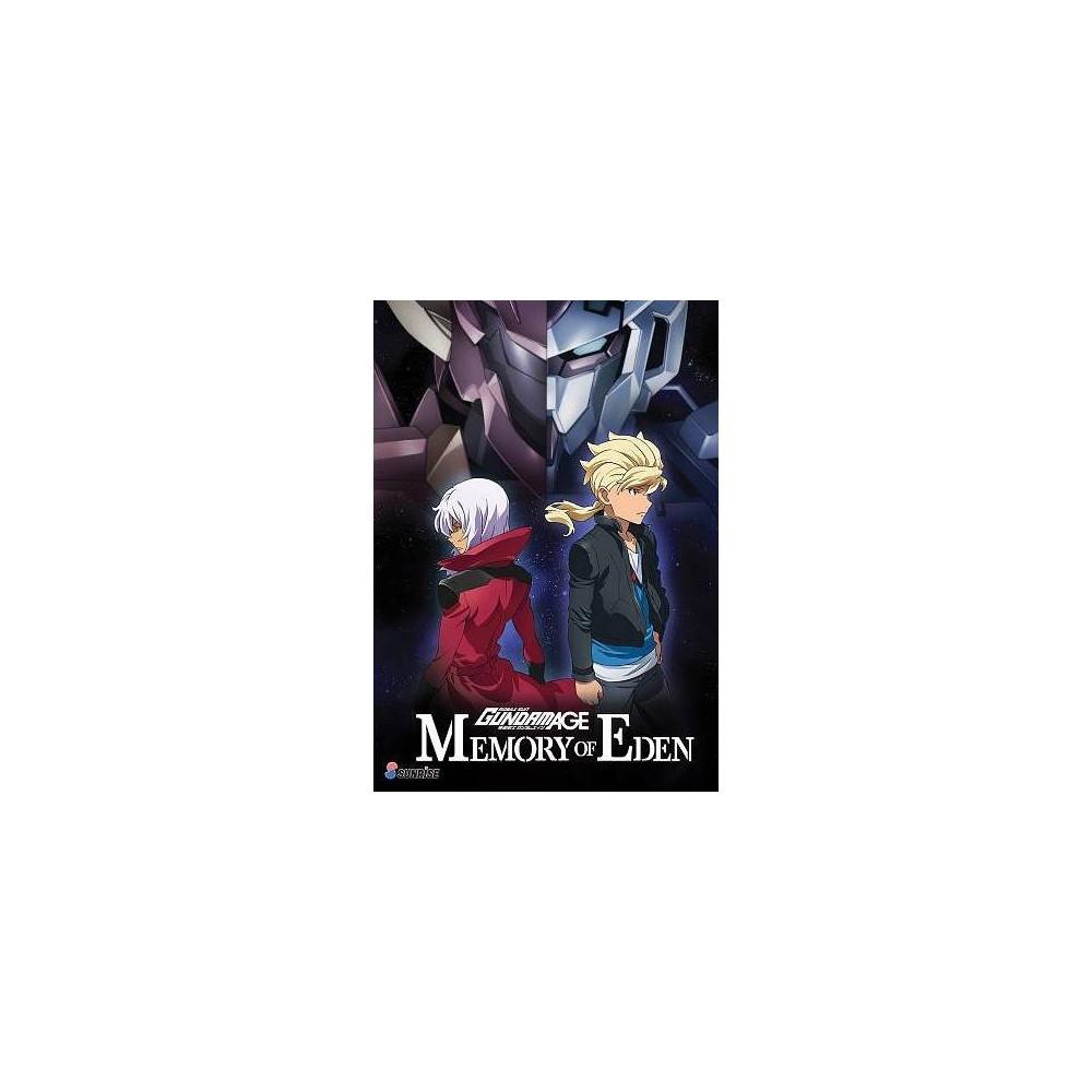 Mobile Suit Gundam Age:Memory Of Eden (Dvd)