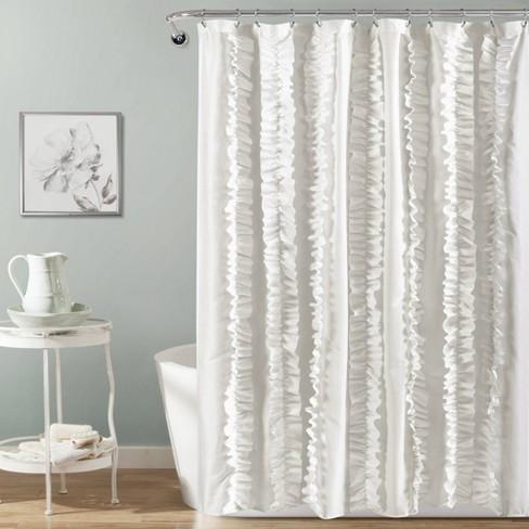 Belle Shower Curtain Lush Décor Target