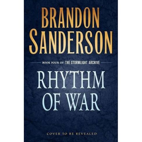 Rhythm of War - (Stormlight Archive, 4) by  Brandon Sanderson (Hardcover) - image 1 of 1