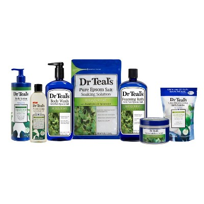 Dr Teal's Eucalyptus Collection