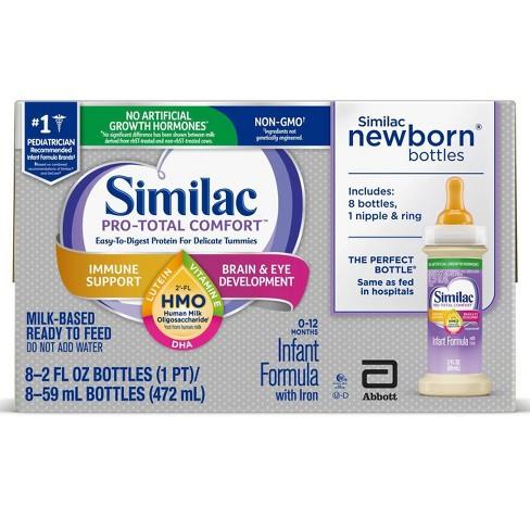 Similac Pro-Total Comfort Formula - 8ct/2 fl oz Each - image 1 of 4