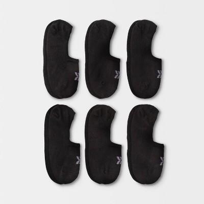 Women's Lightweight 6pk Liner Athletic Socks - All in Motion™ 4-10