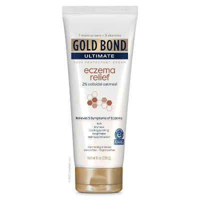 Unscented Gold Bond Eczema Hand and Body Lotions - 8oz