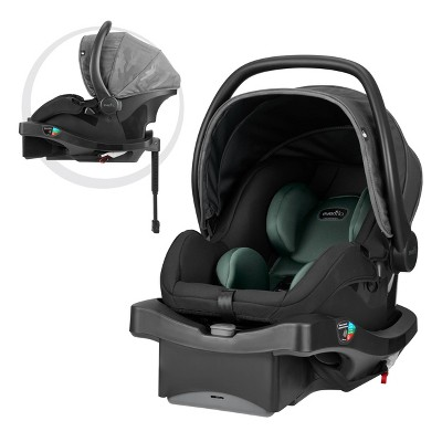 Evenflo LiteMax DLX Infant Car Seat - Meteorite