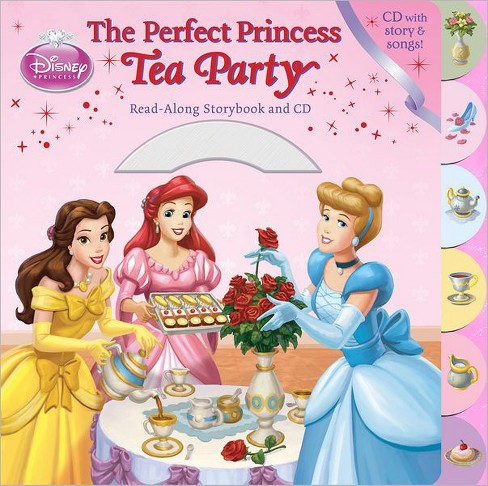 The Perfect Princess Tea Party (Mixed media product) - image 1 of 1
