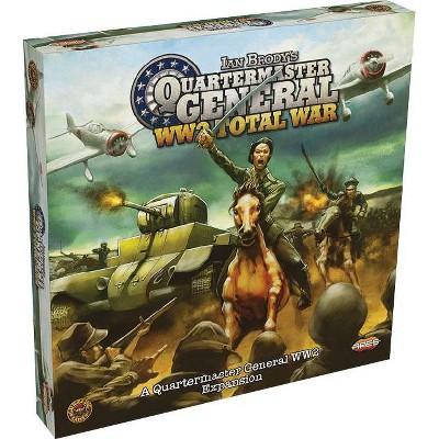 Quartermaster General WW2 - Total War Expansion Board Game