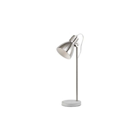 "Largo Table Lamp Silver 7.8"" x 6"" (Lamp Only) - image 1 of 5"
