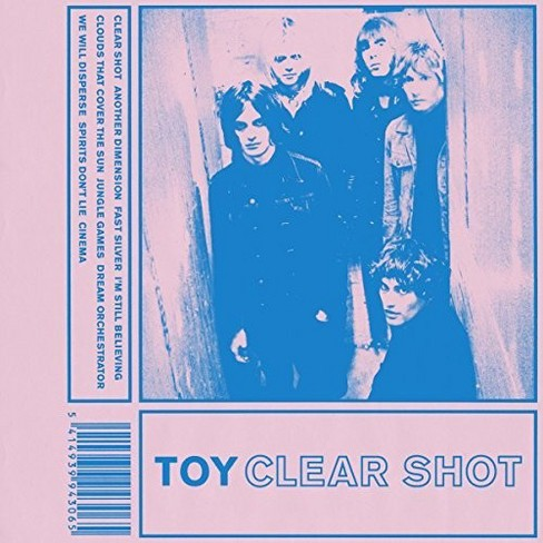Toy - Clear Shot (CD) - image 1 of 1