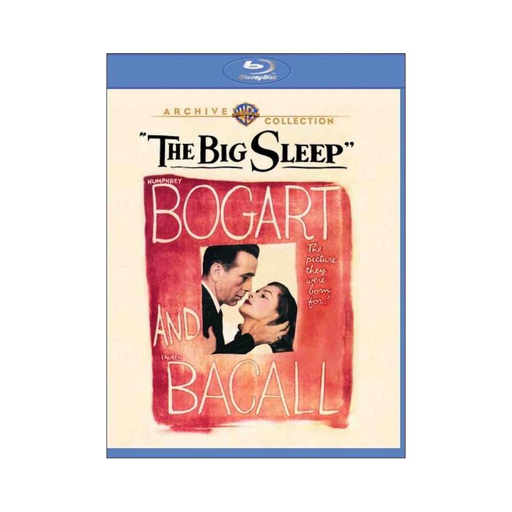 Big Sleep (Blu-ray), Movies