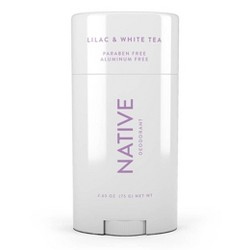 Native Lilac & White Tea Deodorant - 2.65oz