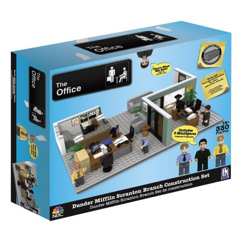 The Office Dunder Mifflin Scranton Branch Construction Set - image 1 of 3