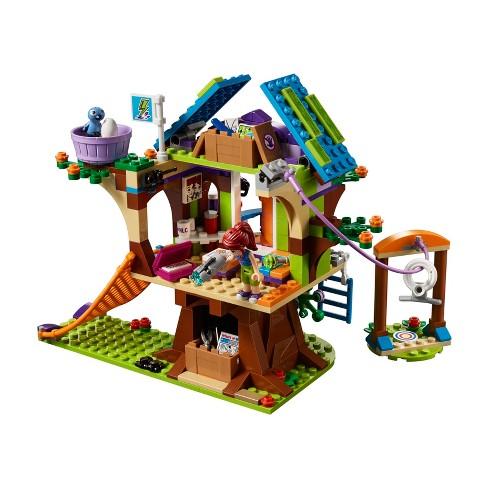 Lego Friends Mias Tree House 41335 Target