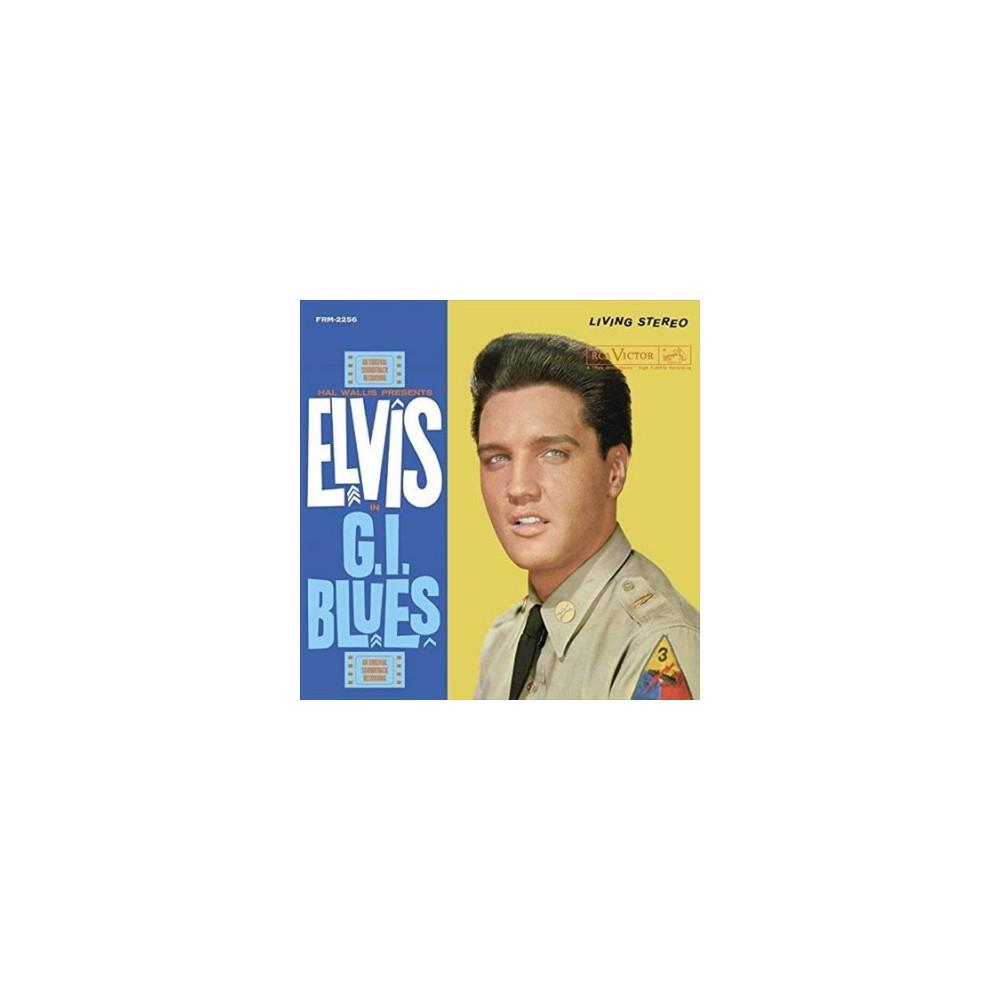 Elvis Presley - Gi Blues (Vinyl)