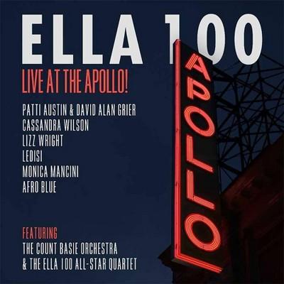 Various Artists - Ella 100: Live at the Apollo! (CD)