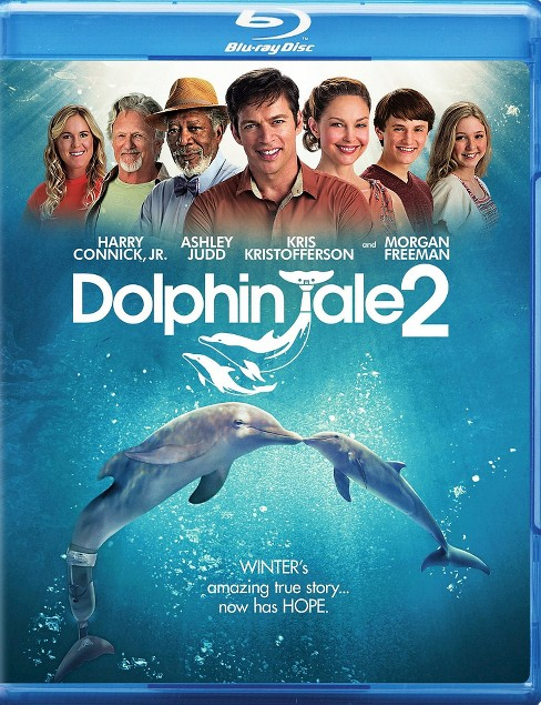 Dolphin Tale 2 [2 Discs] [Includes Digital Copy] [UltraViolet] [Blu-ray/DVD] - image 1 of 1