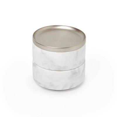 Tesora Jewelry Box White - Umbra