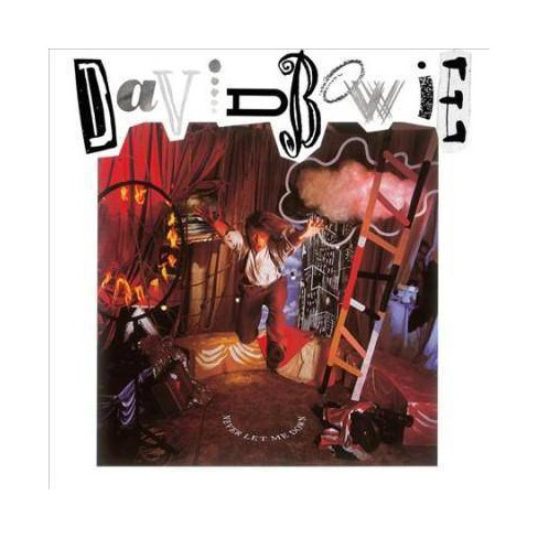David Bowie - Never Let Me Down (CD) - image 1 of 1