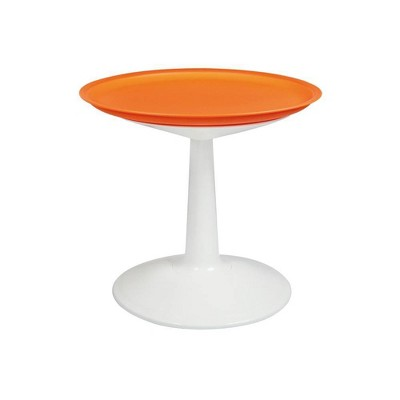 Sprout Round Side Table - Lagoon