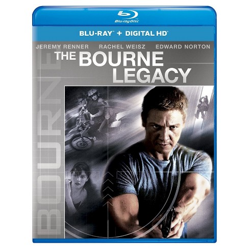 Bourne Legacy (Blu-ray) - image 1 of 1