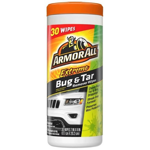 Armor All 30ct Extreme Bug and Tar Remover Wipes - image 1 of 1