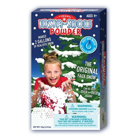 The Original Faux Snow Insta-Snow Powder - image 1 of 2