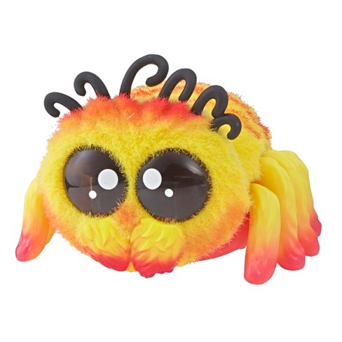 Yellies! Peeks - Voice-Activated Spider Pet - image 1 of 11