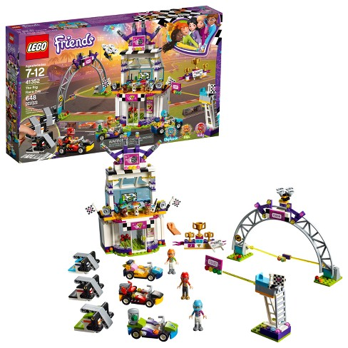 Lego Friends The Big Race Day 41352 Target