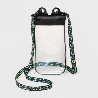 Clear Phone Crossbody Bag - Shade & Shore™ Black