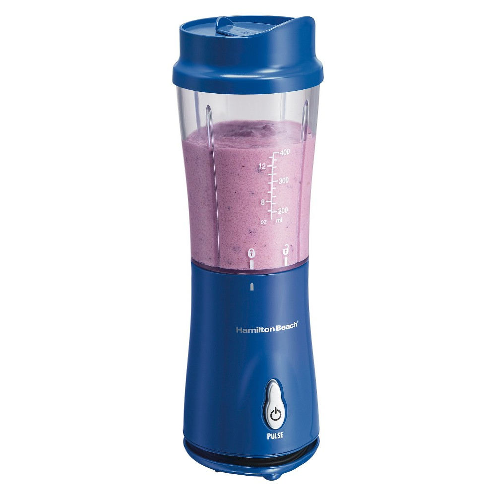 Hamilton Beach 14 oz. Single Serve Blender – Monaco Blue 51132 50296740