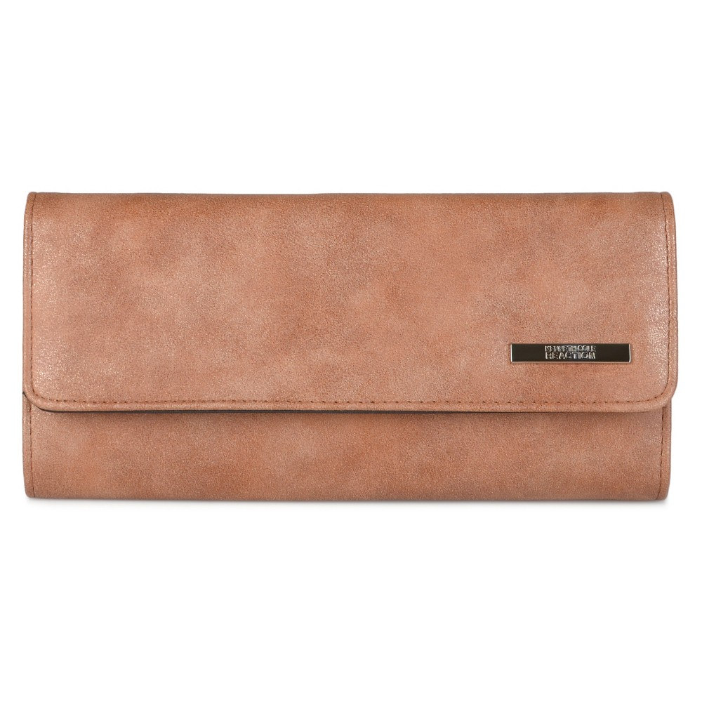 Wallet Kenneth Cole Brown Solid, Girl's