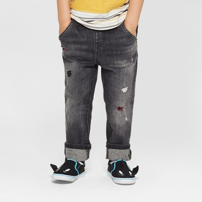 Toddler Boys' Genuine Kids® from OshKosh Skinny Jeans - Black 5T