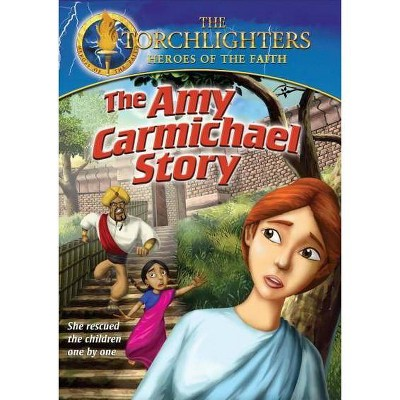 TORCHLIGHTERS:AMY CARMICHAEL STORY (DVD)(2019)