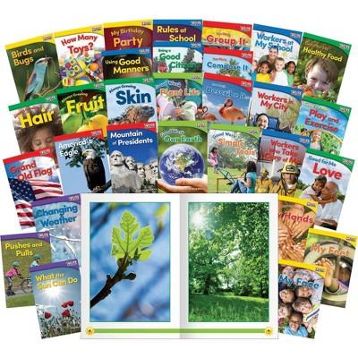 Teacher Created Materials TIME FOR KIDS Informational Text Readers, Grade K, set of 30