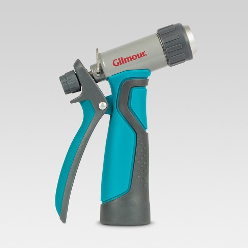 Gilmour Medium Duty Adjustable Cleaning Nozzle - Rear Trigger - image 1 of 3