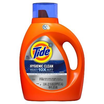 Tide Heavy Duty Hygienic Clean Liquid Laundry Detergent