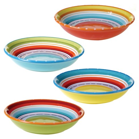 Certified International® Mariachi Soup/Pasta Bowls 40oz - Set of 4 - image 1 of 1
