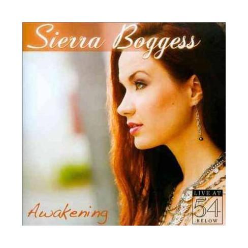 Sierra Boggess - Awakening: Live At 54 Below (CD) - image 1 of 1
