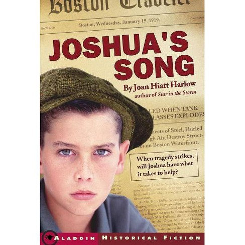 Joshua's Song - (Aladdin Historical Fiction) by  Joan Hiatt Harlow (Paperback) - image 1 of 1