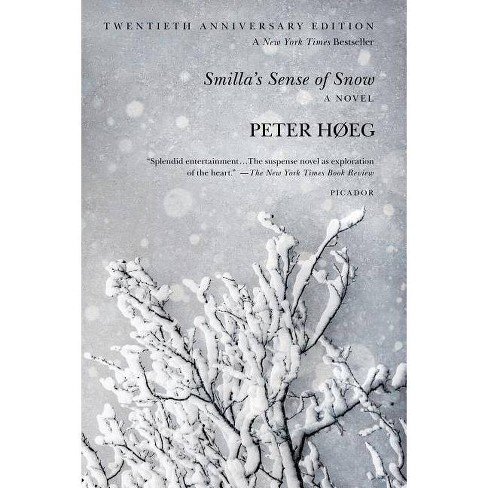 Smilla's Sense of Snow - by  Peter Heg (Paperback) - image 1 of 1