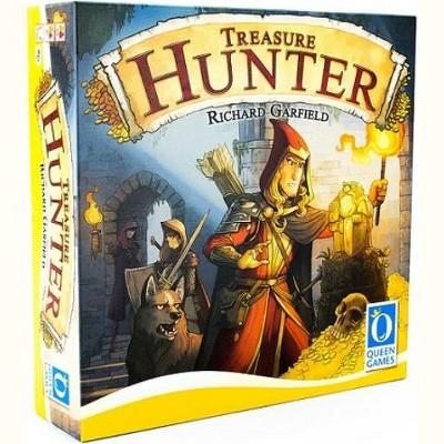 Treasure Hunter Board Game