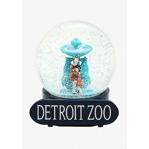 Surreal Entertainment Coraline Detroit Zoo 6 Inch Collectible Snow Globe Target