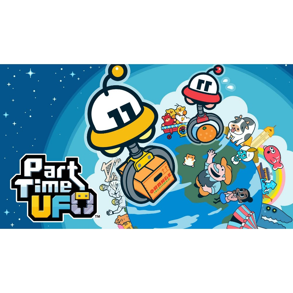 Part Time Ufo Nintendo Switch Digital