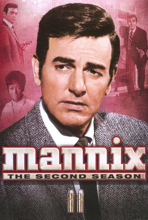 Mannix: The Second Season [6 Discs] - image 1 of 1