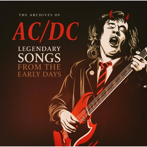 Ac/dc - Archives of: legendary songs from the early days (Vinyl) - image 1 of 1