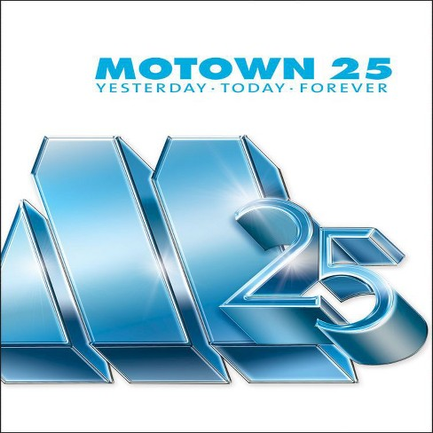 Motown 25:Yesterday today forever (DVD) - image 1 of 1