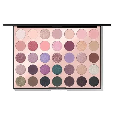 Morphe 35C Everyday Chic Artistry Eyeshadow Palette - 1.4oz - Ulta Beauty