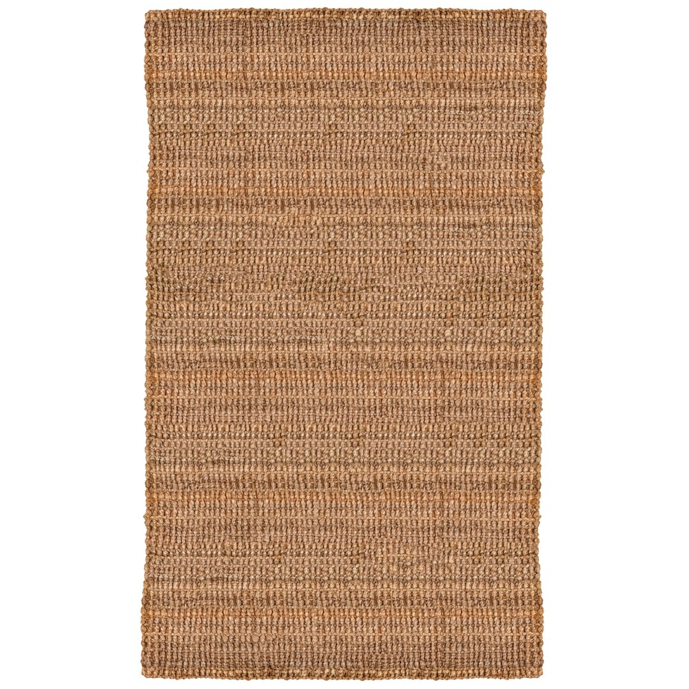3X5 Solid Woven Accent Rug Natural - Liora Manne Coupons