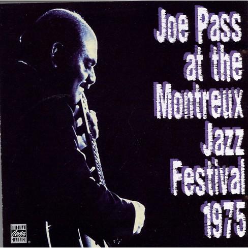 Joe Pass - Montreux Jazz Festival 1975 (CD) - image 1 of 1