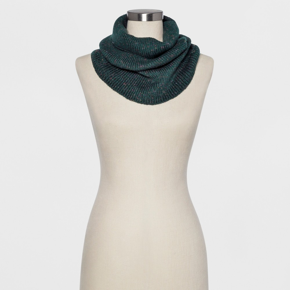 Women's Oversized Snood Scarf - Universal Thread Green