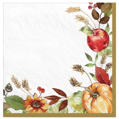 Grateful Day Disposable Napkins